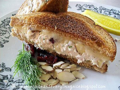 The best tuna salad ever cinnamon spice everything nice for Best tuna fish sandwich