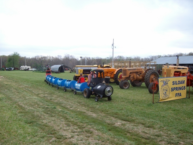 Party Barrel Train - Bounce House Party rentals