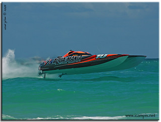 Aqua Mania, Miami  Super Boat Grand Prix