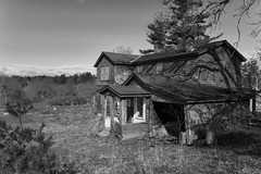 IMG_2457_B&W - Abandonned Farm, Hollis, NH