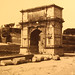 Foro Romano, Arco di Tito