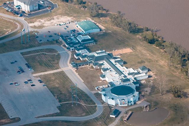 Oklahoma Aquarium - Aerial Photo Flickr - Photo Sharing!