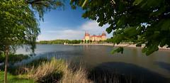 Pano Schloss Moritzburg (Sachsen)