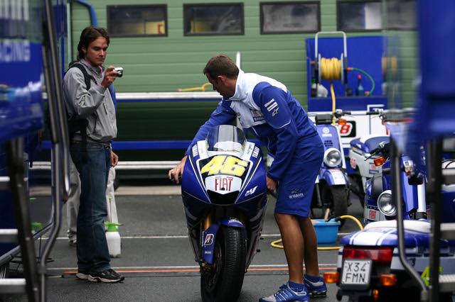 Brno Circuit, MotoGP 08 - Czech Republic