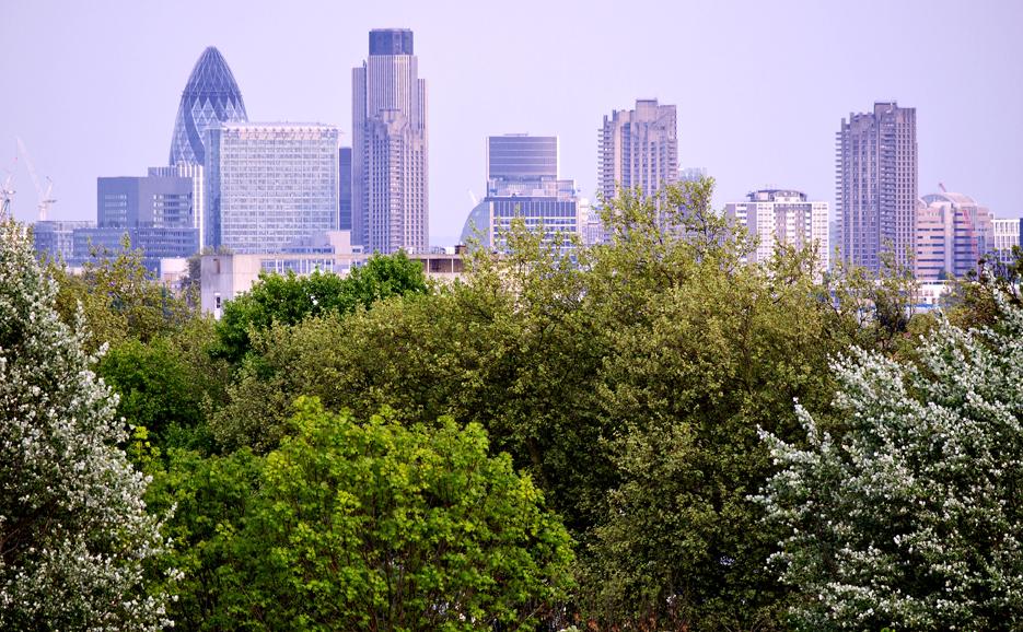 A London Spring