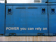 POWER you can rely on