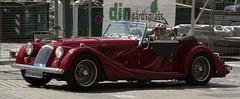 automobile, morgan +4, vehicle, automotive design, antique car, classic car, vintage car, land vehicle, luxury vehicle,