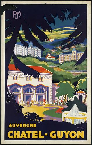 Auvergne Chatel-Guyon