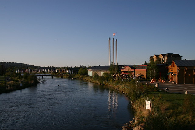 old mill district, bend, or