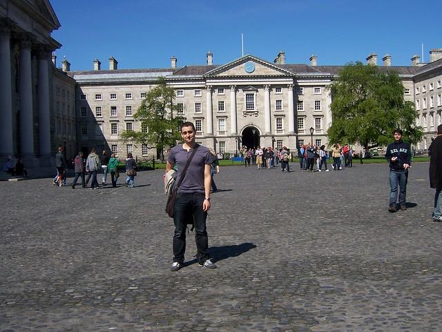 155 - Trinity College, Dublin