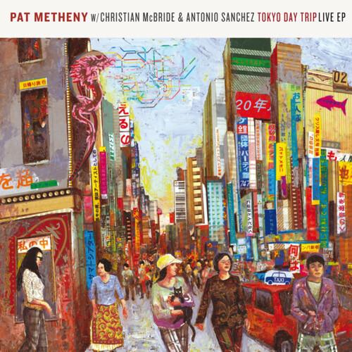 Screenshot of - Pat Metheny Trip Tokyo Day Trip Album Art.