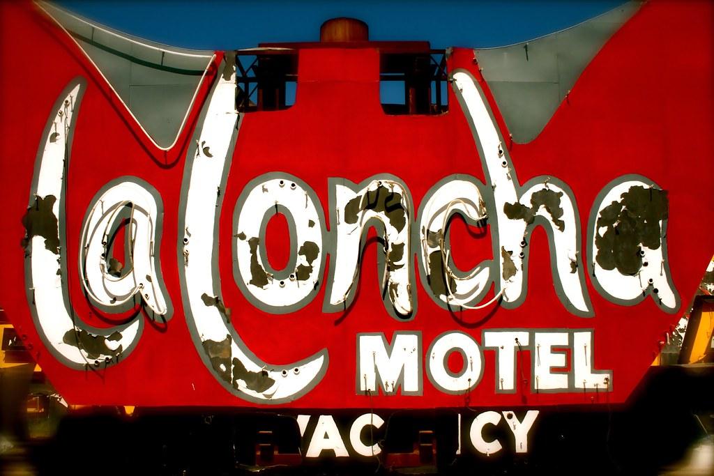 La Concha Motel (Las Vegas Neon Boneyard)