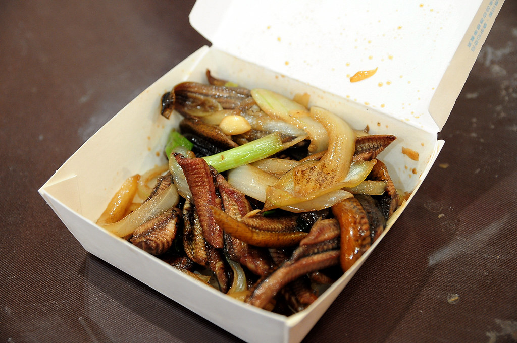 新光三越A11第三屆府城美食-阿輝炒鱔魚