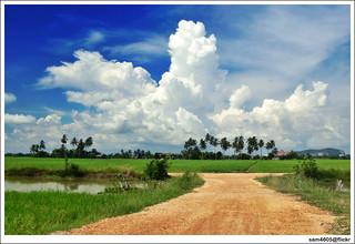 Jelapang Padi - Jerlun, Kedah Darul Aman