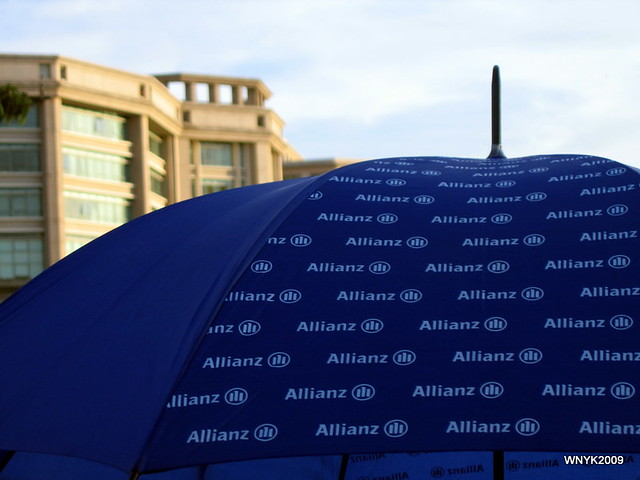 Header of Allianz