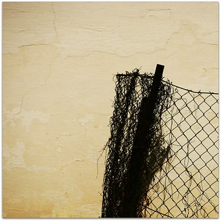 Fence end