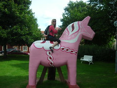 pony(0.0), art(1.0), sculpture(1.0), horse(1.0), statue(1.0),