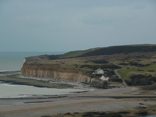 Coastguard Cottages Cuckmere