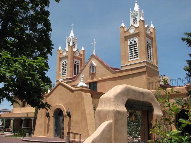 San Felipe de Neri Church by CC user 0ccam on Flickr