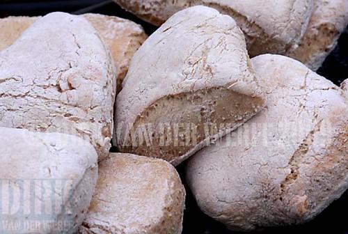 BREAD - FLOUR - YEAST - BAKE - BAKER - SALT - WATER - RISE - HOME-MADE ...