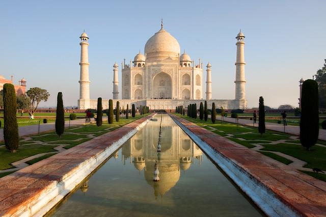 Grand Taj Mahal