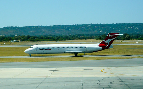 National Jet Systems/Qantaslink B717-200 VH-NXE