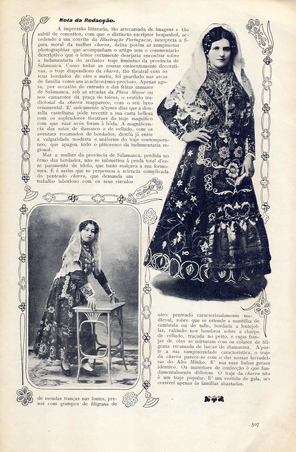 Illustração Portugueza, No. 191, October 18 1909 - 27