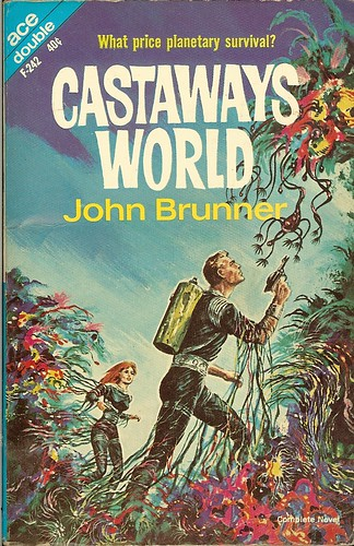 Castaway World - John Brunner