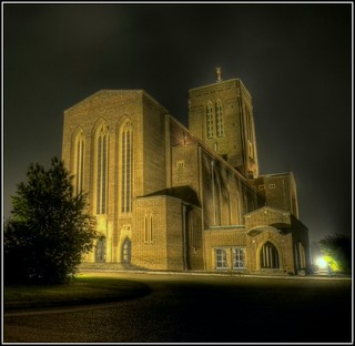 Guildford Cathedral -7