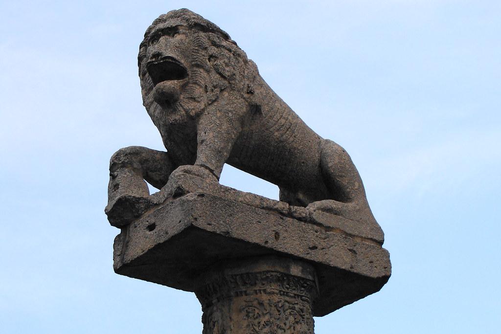 monumento del leone