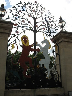 Queen Elizabeth Gate, Hyde Park Corner, London