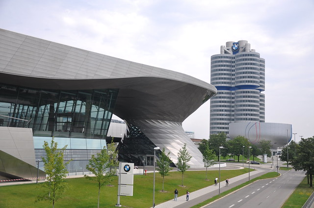 BMW Welt, Munich, Germany / Munique, Alemanha