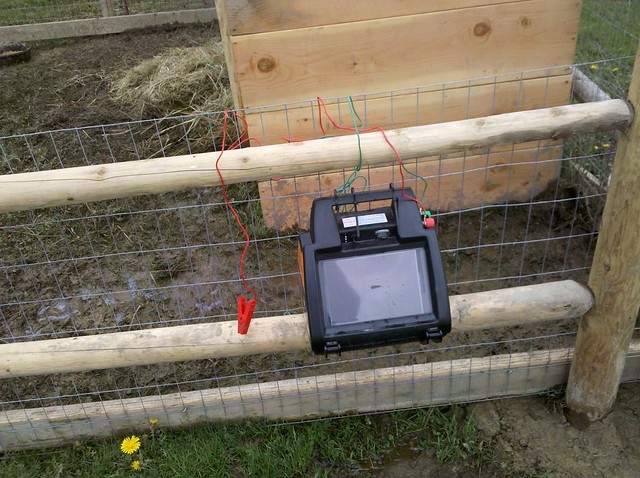 Diy Solar Electric Fence For Pigs