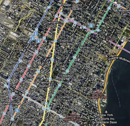 Manhattan New York Ny United States Google Maps Moz Flickr