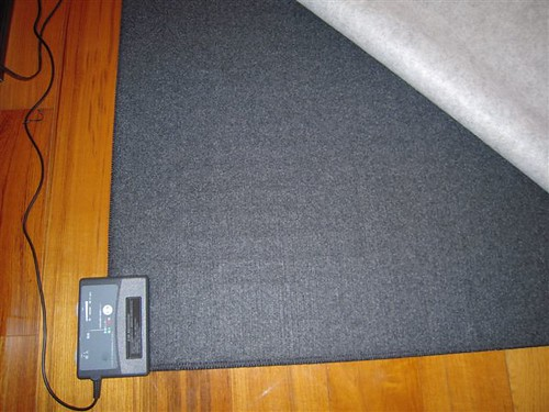 Muji Under carpet heating mat