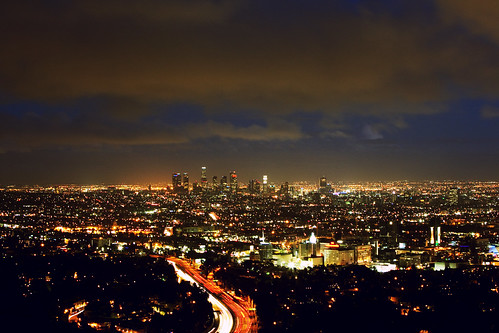 Los Angeles dalla vita di Francis Scott Fitzgerald