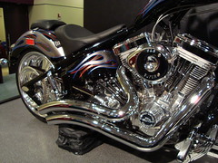 Chrome OCC bike