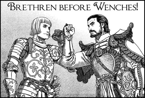 Brethren Before Wenches