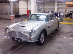 automobile, vehicle, aston martin db4, aston martin db5, antique car, classic car, land vehicle, coupã©, sports car,