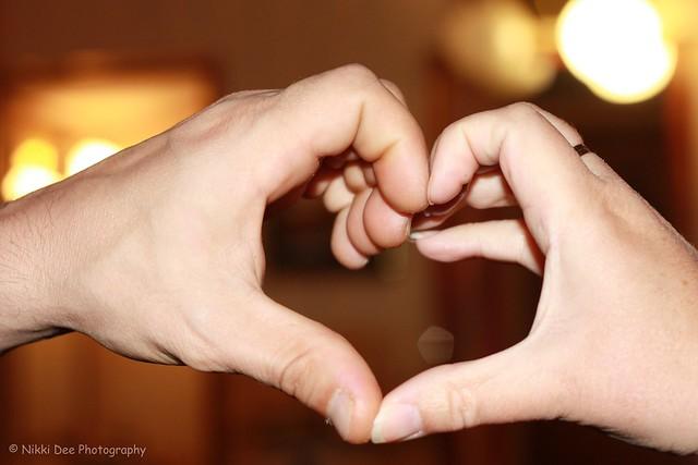 85/365 - Love Hands