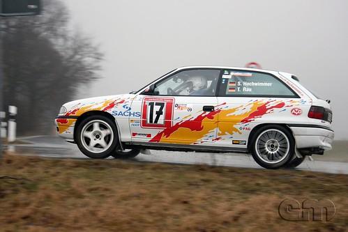 Opel Astra GTE 16V - Hochwimmer / Rau