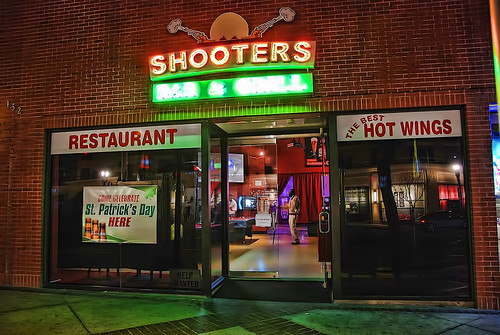 Shooters Bar & Grill - Glendale, CA