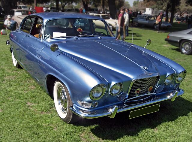 1963 Jaguar Mark X Automatic front 3q | Flickr - Photo ...
