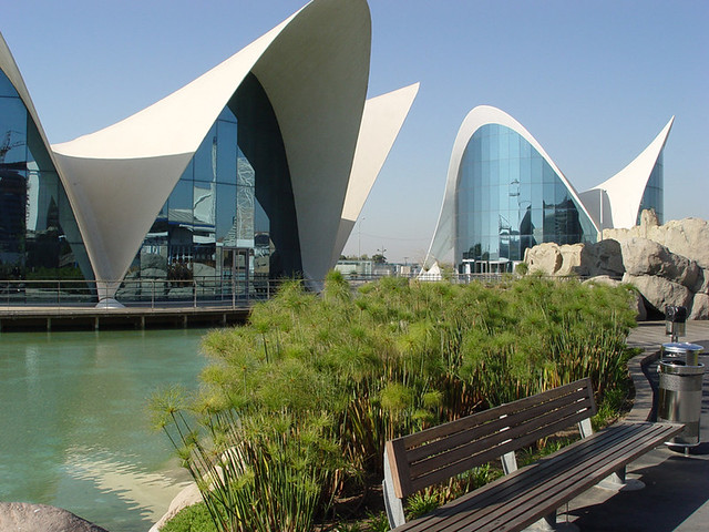 Jardin parque oceanografico valencia f05 m s informaci n for Jardin urbano valencia