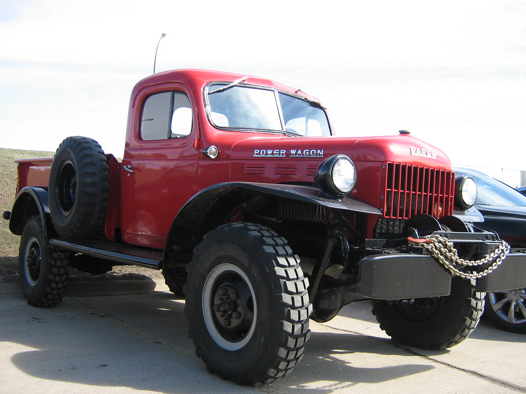 Fargo Power Wagon