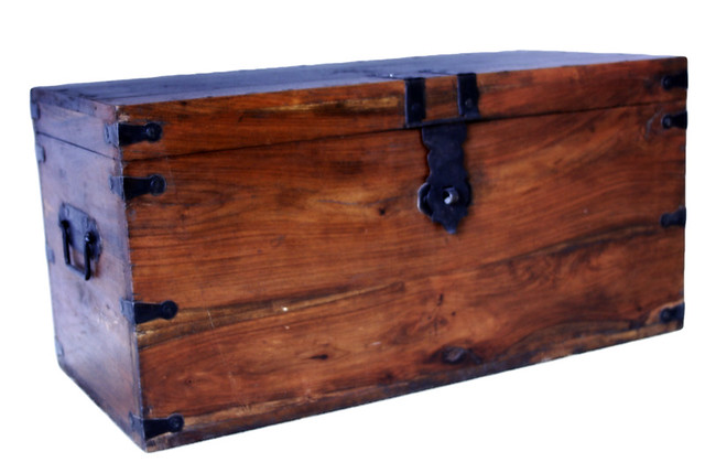 Box 1 -Wooden Chest. | Flickr - Photo Sharing!