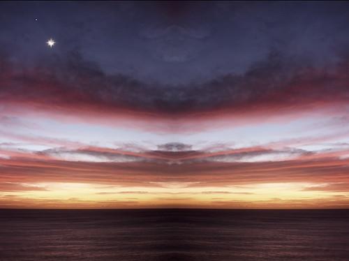 sun moon sol sunrise venus dominicanrepublic luna amanecer caribbean santodomingo caribe repúblicadominicana saúlsantana