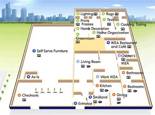 Blog post erin williamson for Ikea floor plan layout