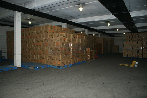 Firework Storage Bunkers in the UK