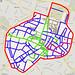 Munich - Old urbanism to Fused Grid